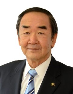Mr. Hirofumi, Iwakura, Tomakomai Mayor